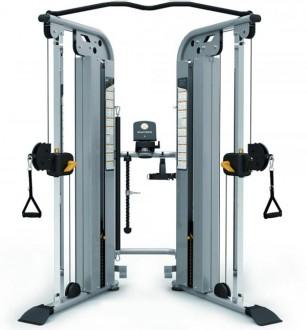 Presse de musculation à double poulie - Devis sur Techni-Contact.com - 1