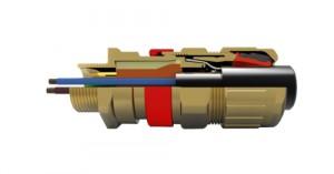 Presse étoupe ATEX câble armé à masse de remplissage  - Devis sur Techni-Contact.com - 1