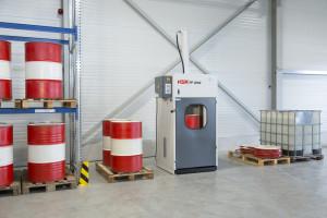 Presse fût électro-hydraulique - Devis sur Techni-Contact.com - 2