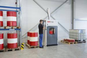 Presse fût électro-hydraulique - Devis sur Techni-Contact.com - 3