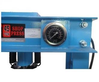 Presse hydraulique 45T - Devis sur Techni-Contact.com - 3