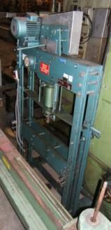 Presse hydraulique d'atelier motorisée FOG PH 055 - Devis sur Techni-Contact.com - 1