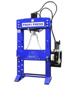Presse hydraulique motorisée - Devis sur Techni-Contact.com - 1