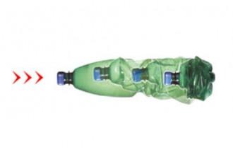 Presse manuelle pour bouteille plastique - Devis sur Techni-Contact.com - 2