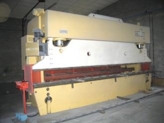 Presse plieuse hydraulique à commande numérique 300 Tonnes - Devis sur Techni-Contact.com - 1