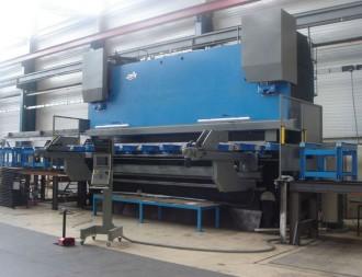 Presse plieuse hydraulique avec automate de sécurité - Devis sur Techni-Contact.com - 1
