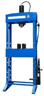 Presse verticale hydraulique manuelle - Devis sur Techni-Contact.com - 1