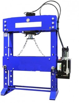 Presse verticale hydraulique motorisée - Devis sur Techni-Contact.com - 1