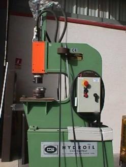 Presses hydrauliques HYDROIL 15 Tonnes - Devis sur Techni-Contact.com - 1