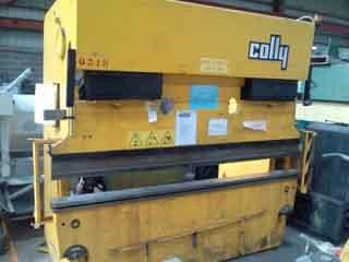 Presses plieuses hydrauliques COLLY 75 Tonnes - Devis sur Techni-Contact.com - 1