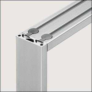 Profilé aluminium 5 40x10 - Devis sur Techni-Contact.com - 1