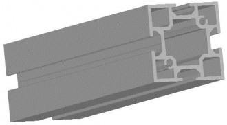 Profilé aluminium lourd ou léger - Devis sur Techni-Contact.com - 1