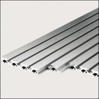 Profilé aluminium plaque 8 152x20 - Devis sur Techni-Contact.com - 1