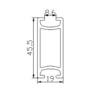 Profilé aluminium pour stand modulaire - Devis sur Techni-Contact.com - 3