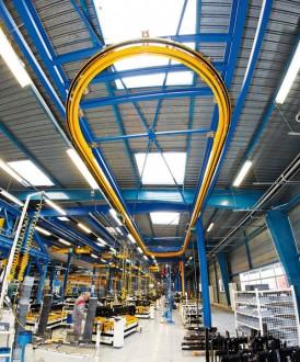 Profilé creux acier manutention - Devis sur Techni-Contact.com - 2