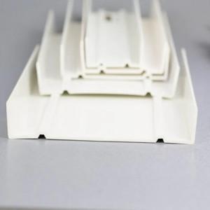 Profilé PVC en U large de sol - Devis sur Techni-Contact.com - 1