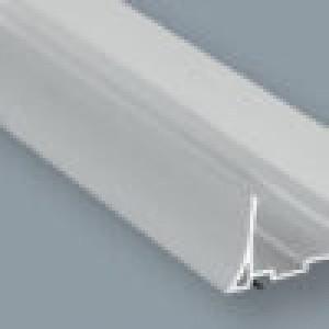 PROFILÉ PVC U 60 mm - HC60 - Devis sur Techni-Contact.com - 1