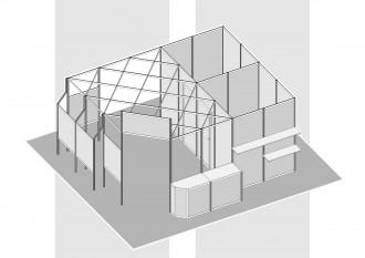 Profilés alu pour stand modulaire - Devis sur Techni-Contact.com - 2