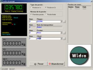 Programme de pesage standard  - Devis sur Techni-Contact.com - 1