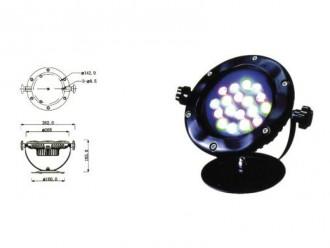 Projecteur aquatique pour professionnel - Devis sur Techni-Contact.com - 1