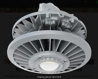 Projecteur atex 100 à 240 watts - Devis sur Techni-Contact.com - 2