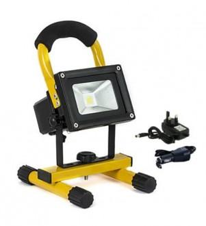 Projecteur LED portatif et rechargeable - Devis sur Techni-Contact.com - 1