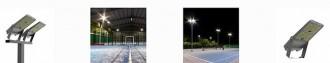 Projecteur LED Pro Asymétrique Luxeon 150W 160 lmW Mean Well ELG Dimmable avec Support - Devis sur Techni-Contact.com - 5