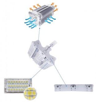 Projecteur led puissant - Devis sur Techni-Contact.com - 10