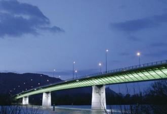 Projecteur LED sans fil pour pont - Devis sur Techni-Contact.com - 1