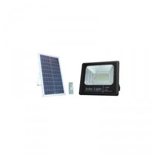 PROJECTEUR LED SOLAIRE 100W - Devis sur Techni-Contact.com - 1