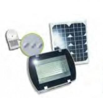 Projecteur led solaire - Devis sur Techni-Contact.com - 2