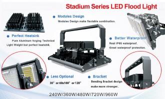Projecteur led stade 500 à 1000w - Devis sur Techni-Contact.com - 1