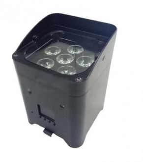 Projecteur LED sur batterie - Devis sur Techni-Contact.com - 1