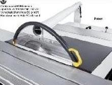 Protecteur pour scie circulaire sur potence - Devis sur Techni-Contact.com - 1