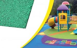 Protection de sol pour aire de jeux - Devis sur Techni-Contact.com - 1