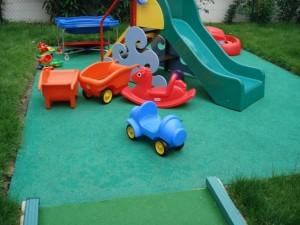 Protection de sol pour aire de jeux - Devis sur Techni-Contact.com - 4