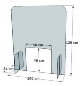 Protection en plexi pour urne - Devis sur Techni-Contact.com - 1