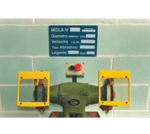 Protection pour touret meuleuse   - Devis sur Techni-Contact.com - 2