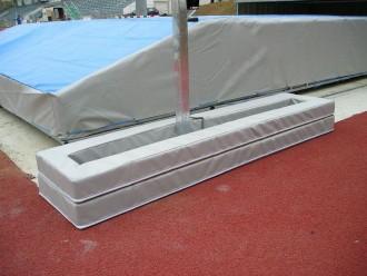 Protection rails saut perche - Devis sur Techni-Contact.com - 1