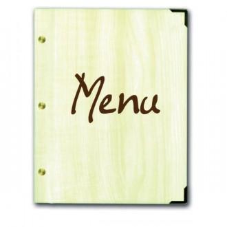 Protège menu aspect bois - Devis sur Techni-Contact.com - 7