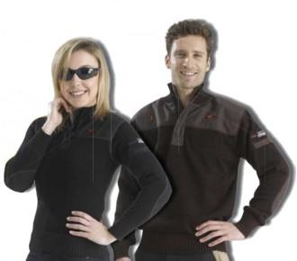 Pull col montant zippé sportswear - Devis sur Techni-Contact.com - 1