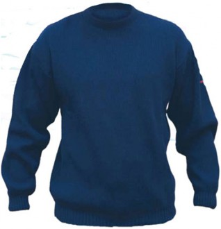 Pull col rond maille anglaise - Devis sur Techni-Contact.com - 1
