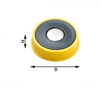Punaise magnétique - Devis sur Techni-Contact.com - 2