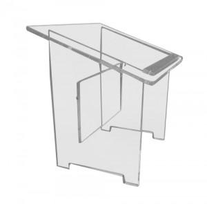 Pupitre de table en plexiglass - Devis sur Techni-Contact.com - 3