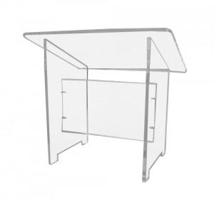Pupitre de table en plexiglass - Devis sur Techni-Contact.com - 4