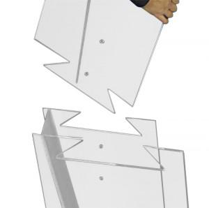 Pupitre démontable plexiglas - Devis sur Techni-Contact.com - 4