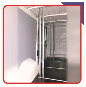 Pupitre intérieur amovible pour utilitaire - Devis sur Techni-Contact.com - 1