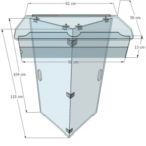 Pupitre pliable - Devis sur Techni-Contact.com - 7