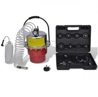 Purgeur de frein pneumatique autonome - Devis sur Techni-Contact.com - 1