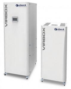 Purificateur d'air anti-covid Virbox - Devis sur Techni-Contact.com - 2